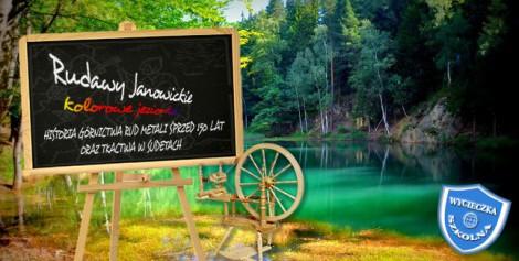 RUDAWY JANOWICKIE - KOLOROWE JEZIORKA