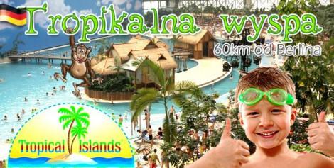 Zabawy na Tropikalnej Wyspie