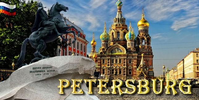 PETERSBURG - 01.05.2018r.