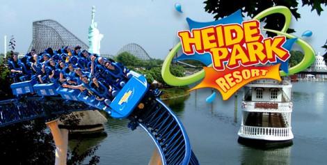 Park rozrywki Heide Park w Soltau