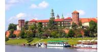 KRAKÓW - stara stolica Polski