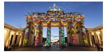 FESTIWAL ŚWIATŁA W BERLINIE